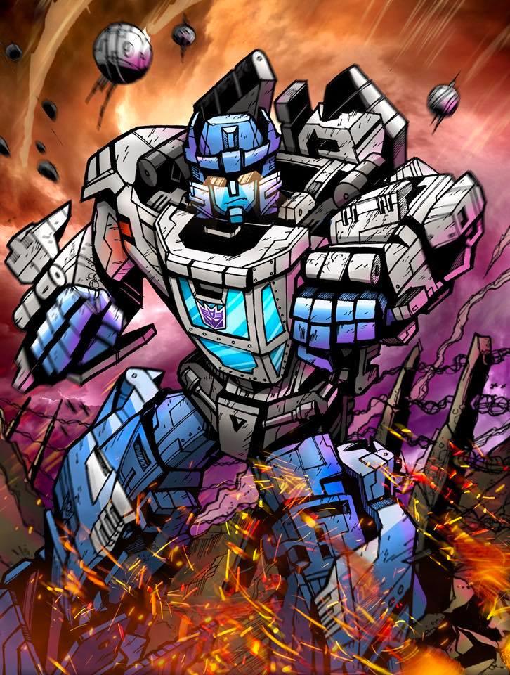 Autobot Battletrap