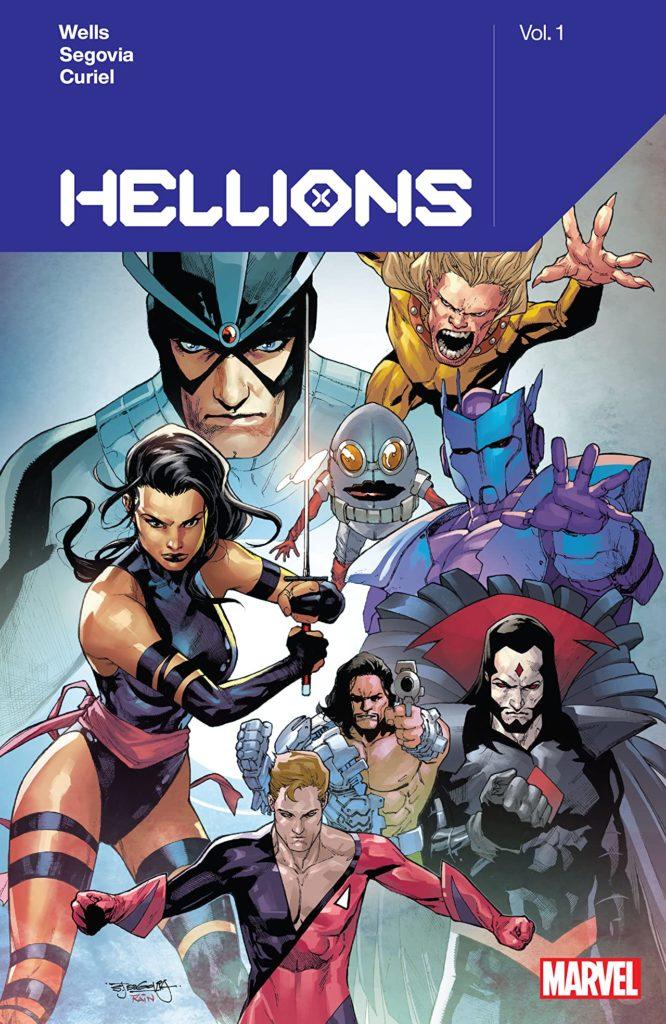 Marvel's Hellions